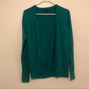 Turquoise 👗💙 Button Cup Cami Sweater